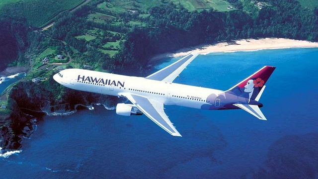 Boeing 767-300 Hawaiian Airlines