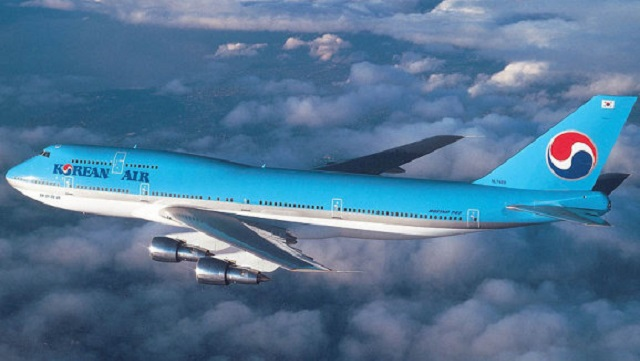 Boeing 747-300 Korean Air