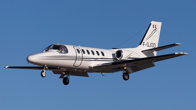 Cessna Citation II (Foto: Jet Advisor)