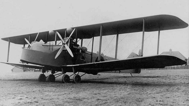 Handley Page H.P.24 Hyderabad (Archiv: Eberha