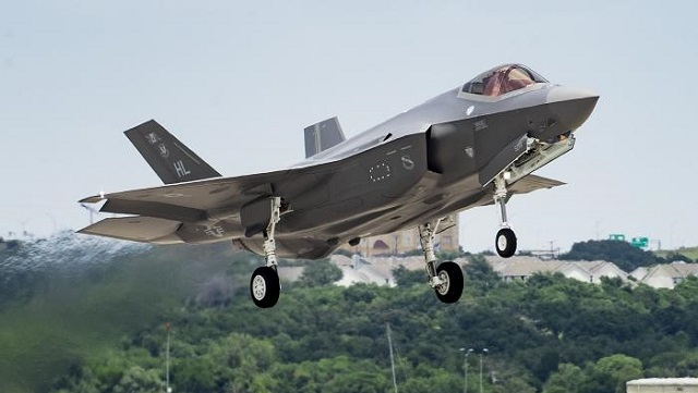 400th F-35 Lightning II