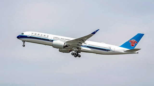 China Southern Airlines Airbus A350 XWB