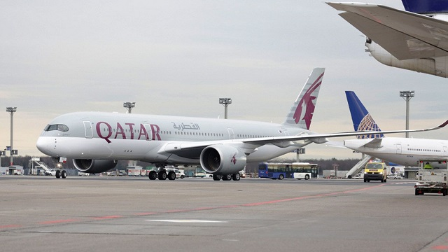 A350 Qatar Airways Frankfurt