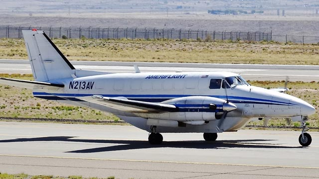 Beechcraft C99 Ameriflight