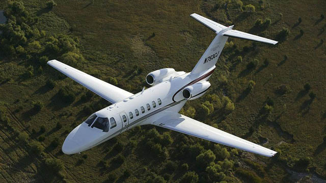 Cessna Citation CJ-3