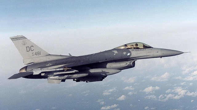 F-16C Air National Guard (Foto: USAF)