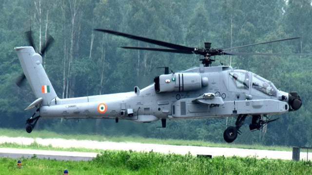 Indian Air Force AH-64E Apache