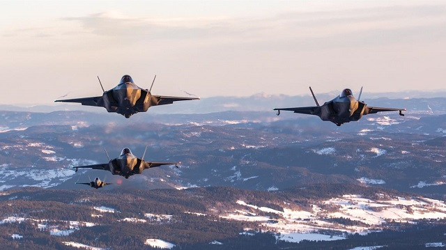 Norwegian Air Force F-35A