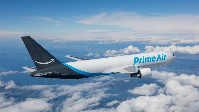 Boeing 767-300 Frachter Amazon Prime Air