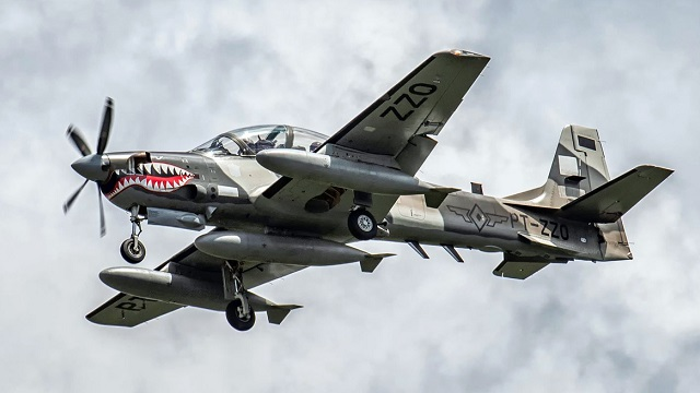 A-29 Super Tucanos to the Philippines Air For