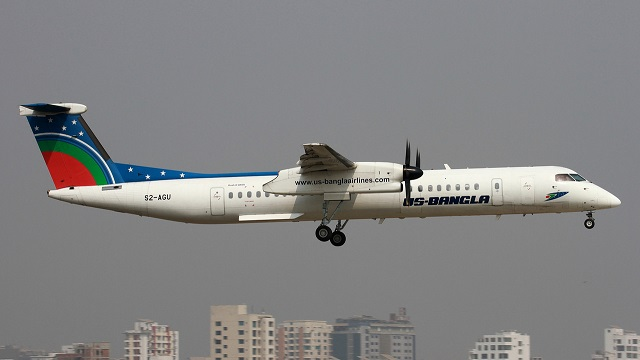 US-Bangla Airlines Q400