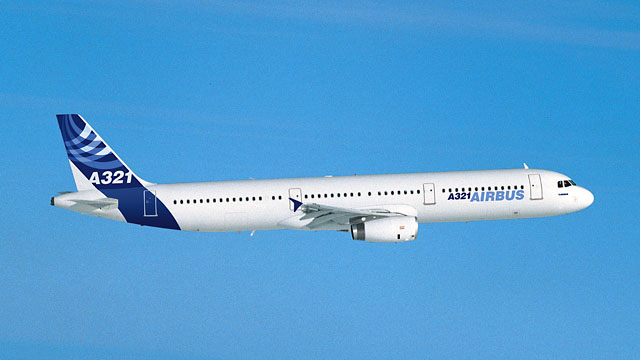 Airbus A321ceo
