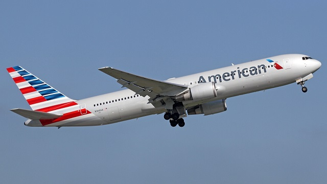 American Airlines Boeing 767