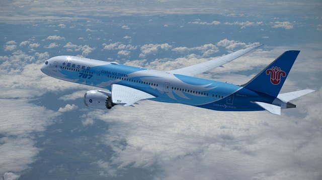 China Southern Airlines Boeing 787 Dreamliner